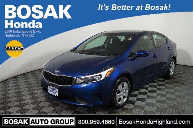 Used Kia Forte Highland In