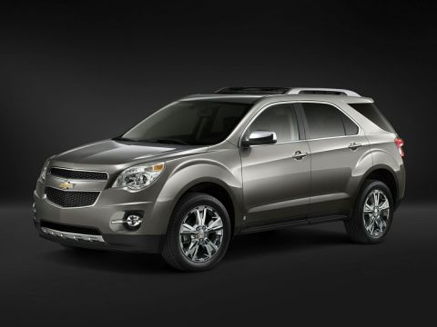 Pre-Owned 2015 Chevrolet Equinox LS